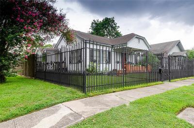 Houston Single Family Home For Sale: 1037 E 16th Street