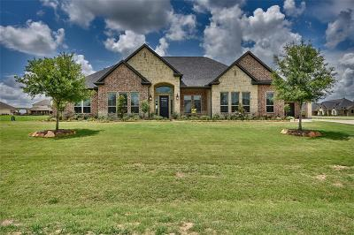 Bellville Single Family Home For Sale: 625 Blue Topaz Drive