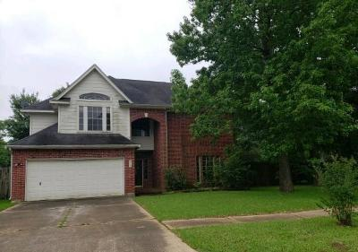 Single Family Home For Sale: 915 Highland Woods Drive