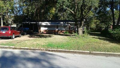 Oak Forest Single Family Home For Sale: 1242 Du Barry Lane