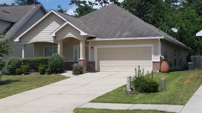 Conroe Single Family Home For Sale: 1127 Shadow Glenn Drive
