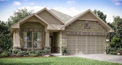 Spring Single Family Home For Sale: 4511 Overlook Bend Drive