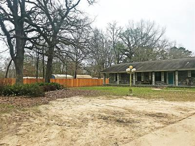 Trinity County Single Family Home For Sale: 2082 Fm 356