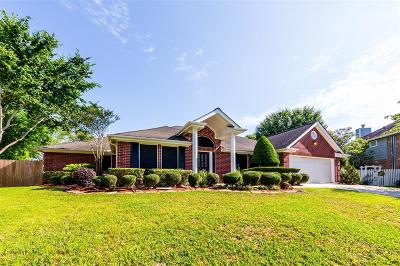 Pearland Single Family Home For Sale: 3901 Oak Wood Drive N
