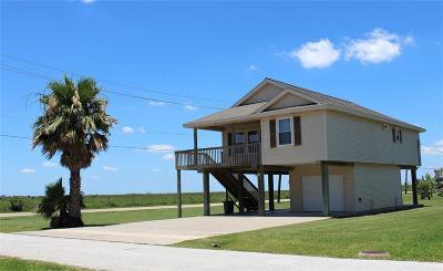 Galveston Single Family Home For Sale: 16726 Captain Hook