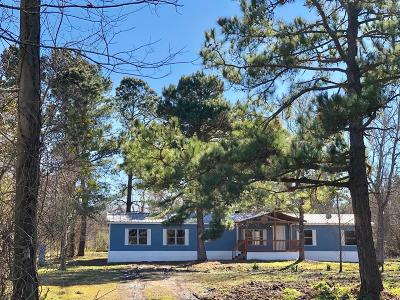 Crosby Single Family Home For Sale: 2804 Louis Road