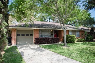 Houston Single Family Home For Sale: 4510 De Milo Drive
