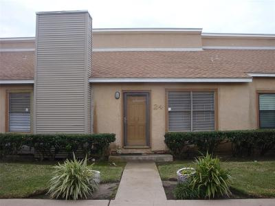 Galveston Condo/Townhouse For Sale: 3700 83rd St