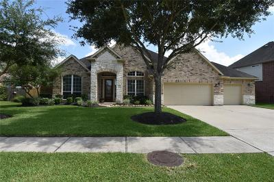 Pearland Single Family Home Option Pending: 3315 Redwood Grove Street