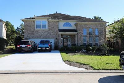 Houston Single Family Home For Sale: 7322 Heron Lakes Drive