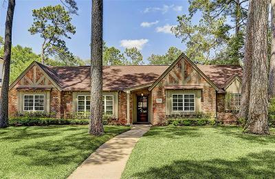 Houston Single Family Home For Sale: 12114 Broken Arrow Street