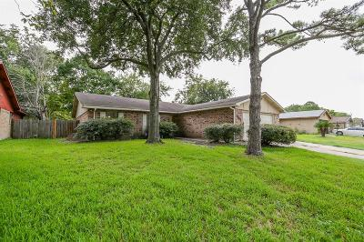 Houston Single Family Home For Sale: 8015 Streamside Drive