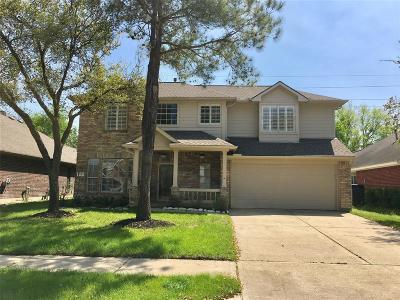 Katy Single Family Home For Sale: 19923 Big Canyon Drive