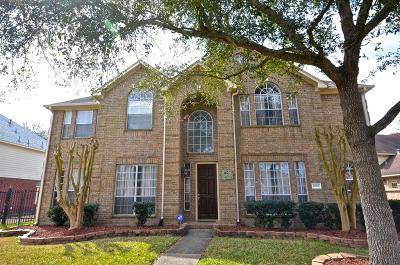 Sugar Land Single Family Home For Sale: 14927 Laytham Lane