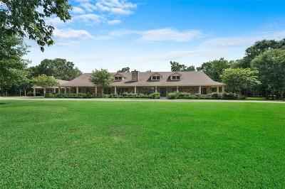 Huffman Single Family Home For Sale: 251 Lago Trace Drive