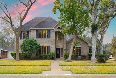 Sugar Land Single Family Home For Sale: 1511 Honeysuckle Lane
