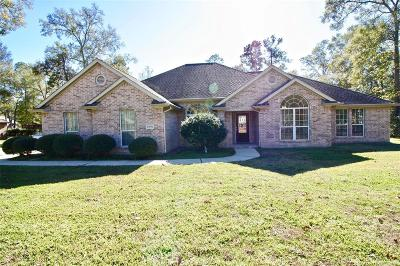 Huffman Single Family Home For Sale: 27076 Fairway Crossings Drive