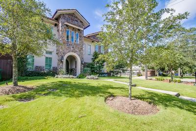 Houston Single Family Home For Sale: 1371 Woodcrest Drive