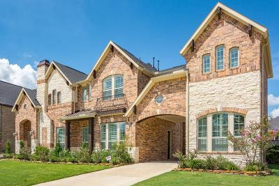 Sugar Land Single Family Home For Sale: 5306 Marble Creek Lane