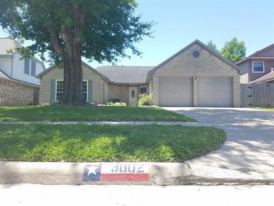 La Porte Single Family Home For Sale: 3802 Cottonwood