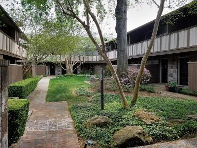 Houston TX Condo/Townhouse For Sale: $125,000