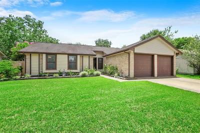 League City Single Family Home For Sale: 2511 Ewell Drive