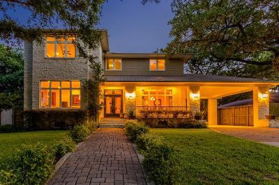 Houston Single Family Home For Sale: 2803 Prescott Street