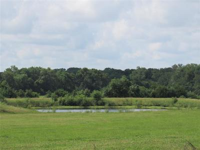 Austin County Country Home/Acreage For Sale: 0000 Shelby Road