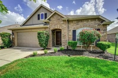 Tomball TX Single Family Home For Sale: $215,000