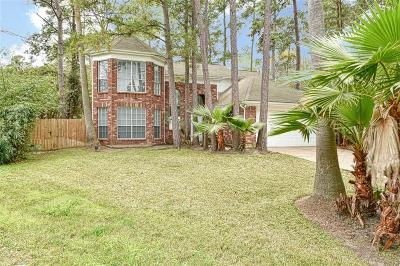 The Woodlands Single Family Home For Sale: 10 E Indian Sage Circle