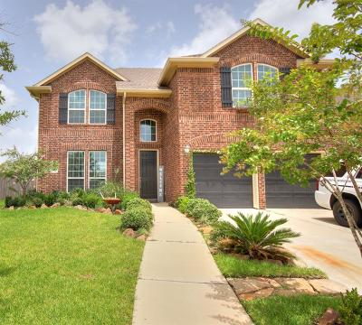 Pearland Single Family Home For Sale: 1912 Winter Creek Lane