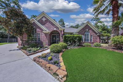Cypress Single Family Home For Sale: 14610 Sandler Court