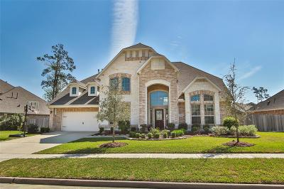 Tomball Single Family Home For Sale: 22906 Shieldhall Lane