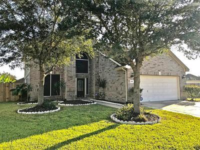 Missouri City Single Family Home For Sale: 3502 Fallbrook Drive