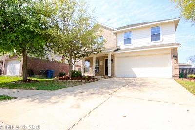 Spring Single Family Home For Sale: 1419 High Thicket Court