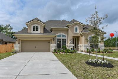 Kingwood Single Family Home For Sale: 6015 Fairway Shore Lane
