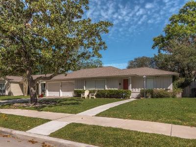Houston Single Family Home For Sale: 5514 Lincrest Lane
