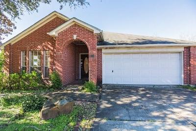 Pearland Single Family Home For Sale: 3612 Whitestone Drive