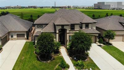 Fort Bend County Single Family Home For Sale: 2714 Sentry Oak Way