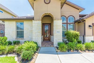 Pearland Single Family Home For Sale: 2524 Scarlett Trace