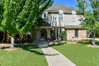 Spring Single Family Home For Sale: 16218 Shrewsbury Circle