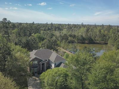 Montgomery Single Family Home For Sale: 11500 Allison Court