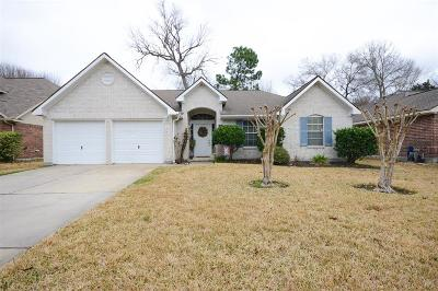 Kingwood Single Family Home For Sale: 1607 Sandy Park Drive