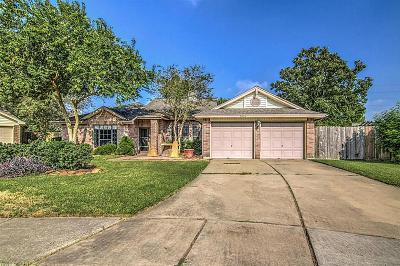 Pearland Single Family Home For Sale: 2474 Woodbury Street