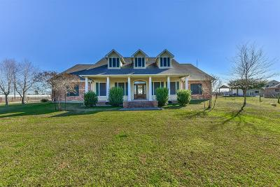 Katy Farm & Ranch For Sale: 2424 Katy Hockley Cut Off