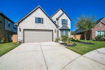 Missouri City Single Family Home For Sale: 3510 Pebble Way Lane