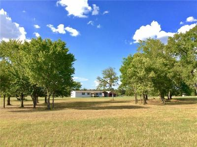 Lee County Country Home/Acreage For Sale: 3130 Fm 3403
