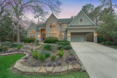 The Woodlands Single Family Home For Sale: 42 Eagle Terrace