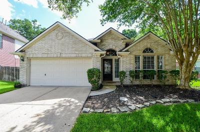 Missouri City Single Family Home For Sale: 2850 Five Oaks Drive