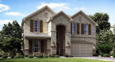 Crosby Single Family Home For Sale: 619 Companion Drive